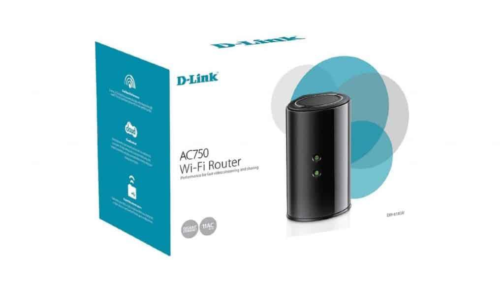 D-Link DIR-818LW Wireless AC750 Dual Band Cloud Router Reviewed
